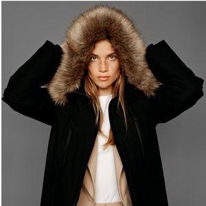 Zara Coat Size S NWT